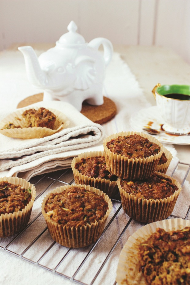 Zucchini & Summer Squash Muffins photo